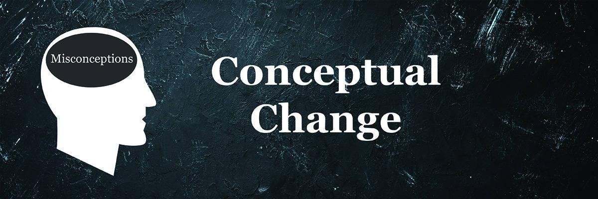 conceptual change process feature image